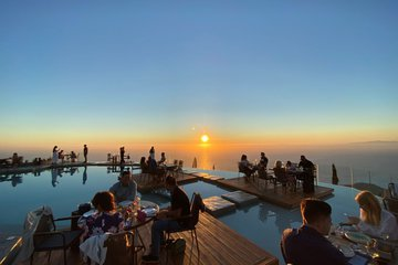 9 restaurants with amazing views in Lefkada