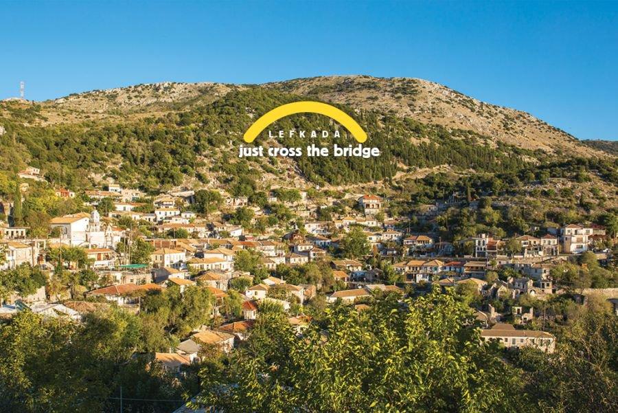 Τα ορεινά χωριά της Λευκάδας | Just cross the bridge