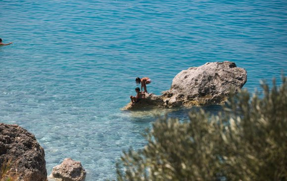 Family holidays in Lefkada