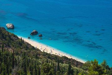 "Lefkada Full Speed Ahead: a weekend on the ""continental"" island"