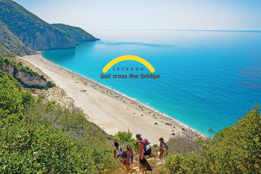 Η παραλία του Μύλου | Just cross the bridge