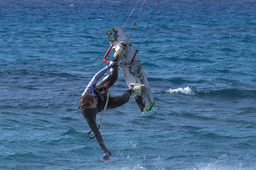 Lefkada is synonymous with sports